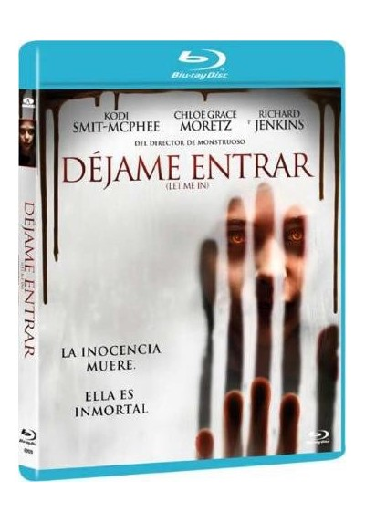 Dejame Entrar (2010) (Blu-Ray) (Let Me In)