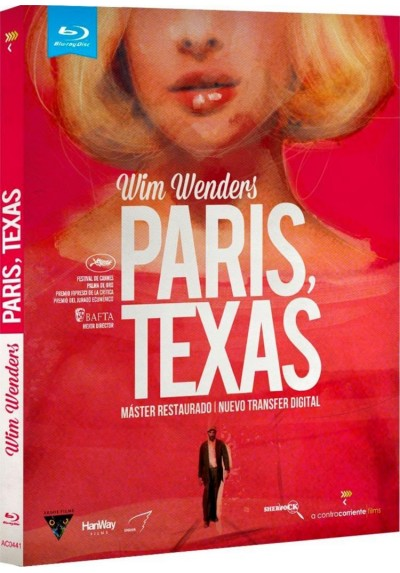 Paris, Texas (Blu-Ray)