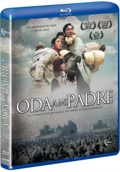 Oda A Mi Padre (Blu-Ray) (Gukjesijang)