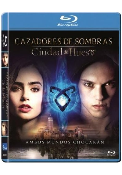 Cazadores De Sombras : Ciudad De Hueso (Blu-Ray) (The Mortal Instruments : City Of Bones)