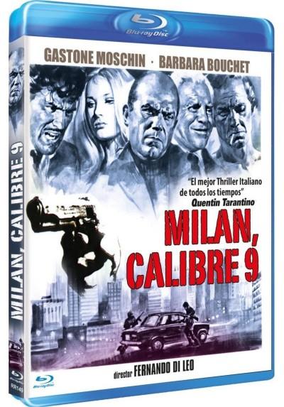 Milan, Calibre 9 (Bd-R) (Blu-ray) (Milano, Calibro 9)