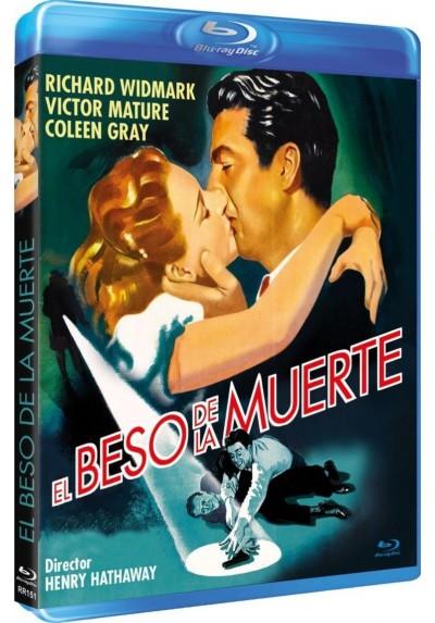 El Beso de la Muerte (Kiss of Death) (Blu-Ray) (Bd-R)
