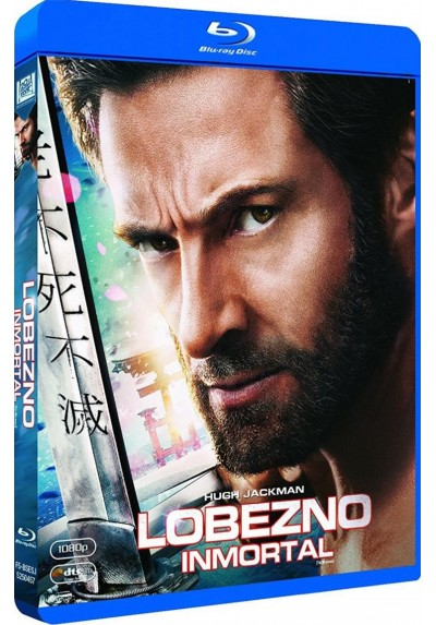 Lobezno Inmortal (Blu-Ray) (The Wolverine)