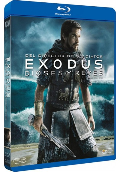 Exodus : Dioses Y Reyes (Blu-Ray) (Exodus: Gods And Kings)