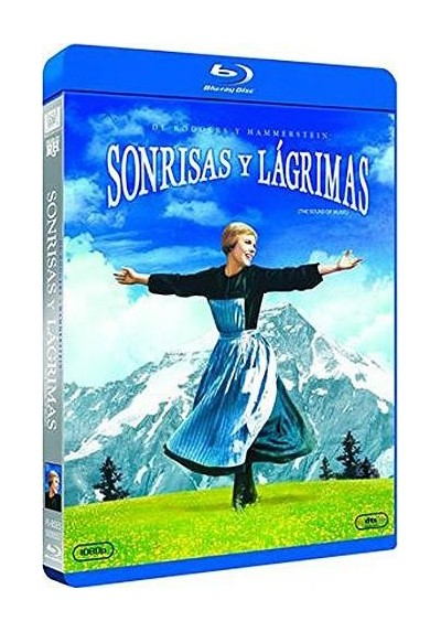 Sonrisas Y Lagrimas (Blu-Ray) (The Sound Of Music)