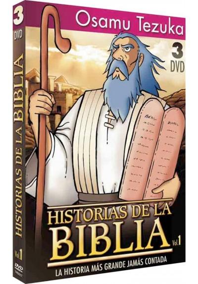 Historias de la Biblia Vol.1