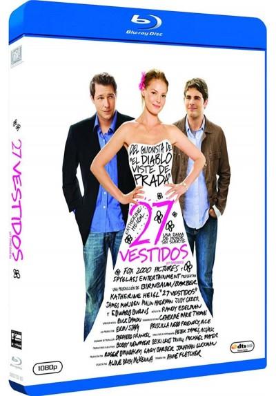 27 Vestidos (Blu-Ray) (27 Dresses)