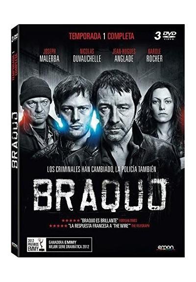 Braquo - 1ª Temporada