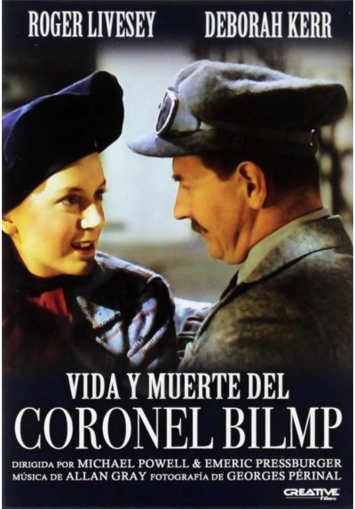 Vida Y Muerte Del Coronel Blimp (Life And Death Of Colonel Blimp)