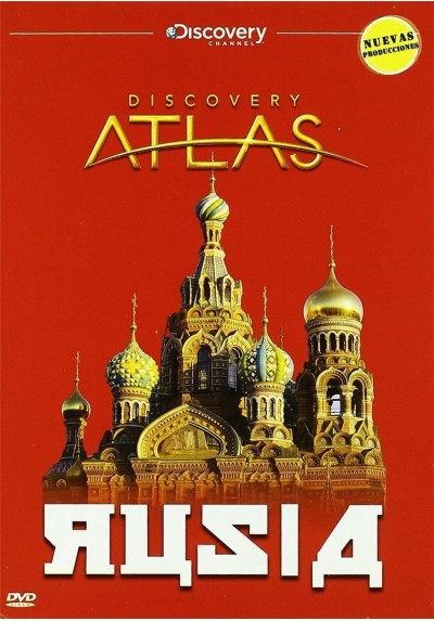 Atlas: Rusia (Discovery Channel)
