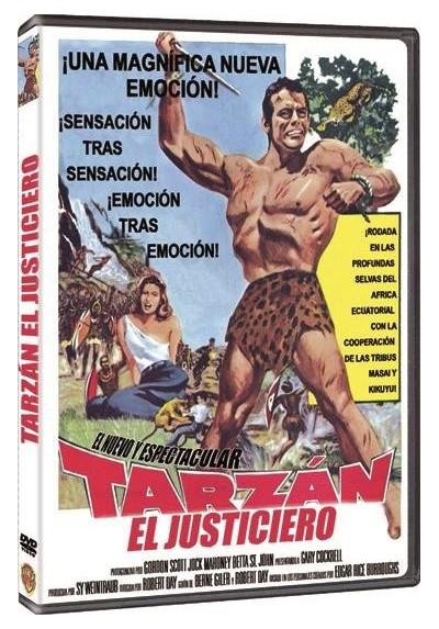 Tarzan El Justiciero (Tarzan The Magnificent)