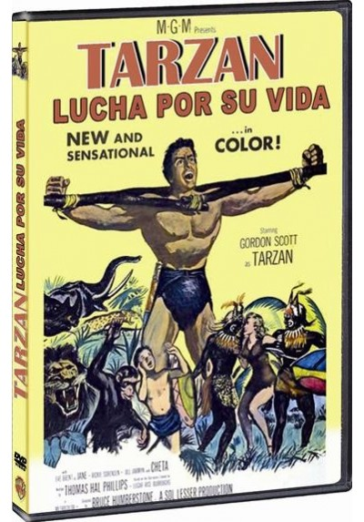 Tarzan Lucha Por Su Vida (Tarzan´s Fight For Life)
