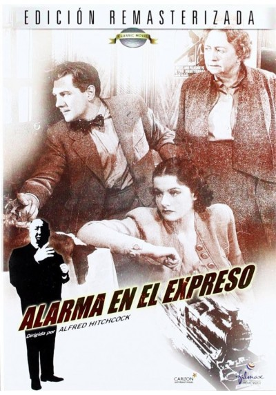 Alarma En El Expreso (The Lady Vanishes)