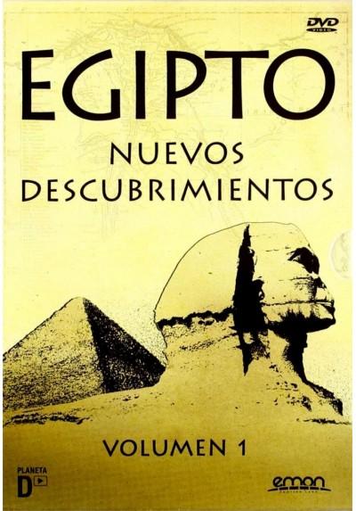 Egipto : Nuevos Descubrimientos - Vol. 1