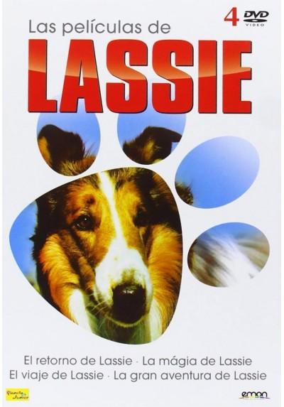 Pack Lassie - Las Peliculas