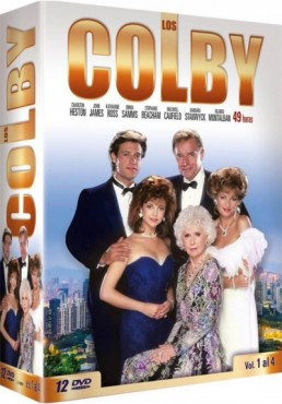 Pack Los Colby (The Colbys - Dynasty II: The Colbys) 1985 Volumen 1-4