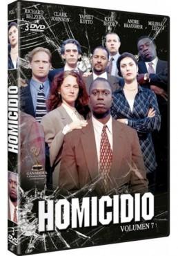 Homicidio - Vol. 7 (Homicide: Life On The Street)