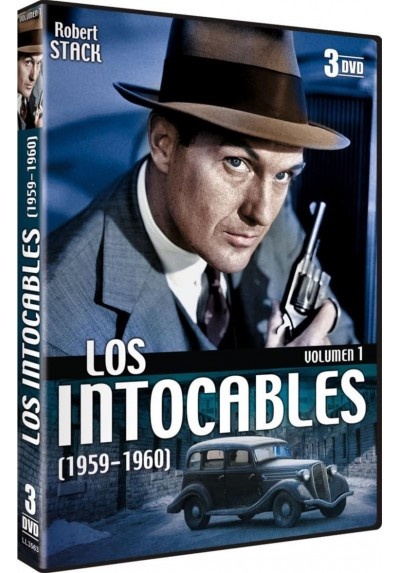 Los Intocables (1959-1960) - Vol. 1 (The Untouchables)