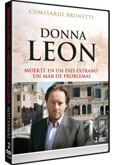 Donna Leon: Muerte En Un País Extraño / Un Mar De Problemas (Endstation Venedig / Das Gesetz Der Lagune)