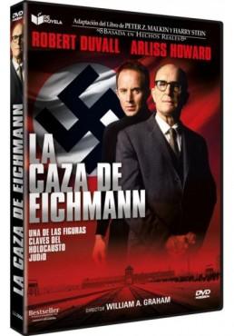 La Caza De Eichmann (The Man Who Captured Eichmann)