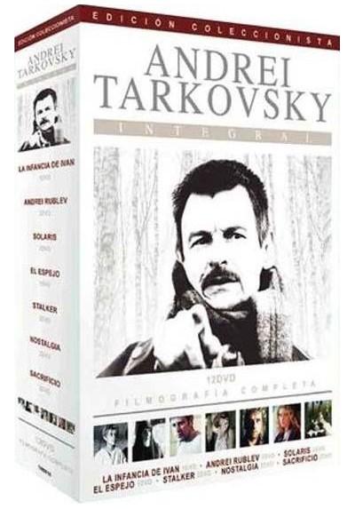 Pack Andrei Tarkovsky: Filmografía Completa