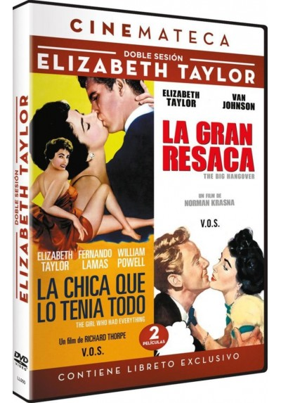Doble Sesion Elizabeth Taylor: La Chica Que Lo Tenía Todo / La Gran Resaca (The Girl Who Had Everything / The Big Hangover) (V.O