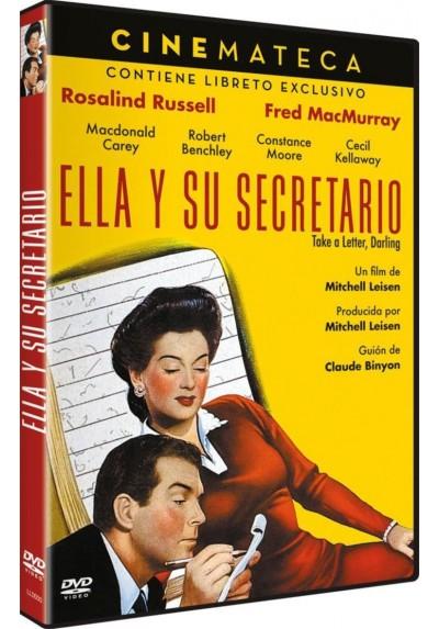 Ella Y Su Secretario (Take A Letter, Darling)