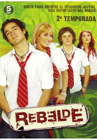 Rebelde - 2ª Temporada