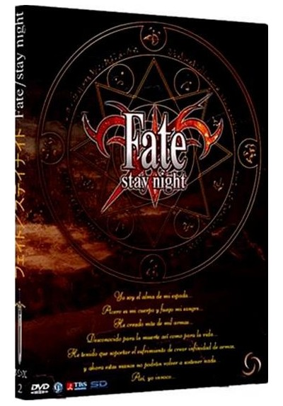 Fate / Stay Night - Vol. 4 - 6 (Box 2)