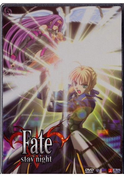 Fate / Stay Night - Vol. 3 (Caja Metalica)