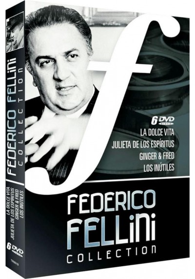 Pack Federico Fellini Collection