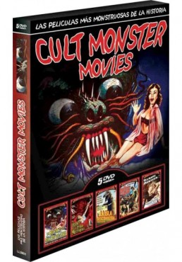 Pack Cult Monster Movies Vol.2