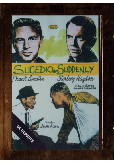 Sucedio En Suddenly (De Repente) (Suddenly!)