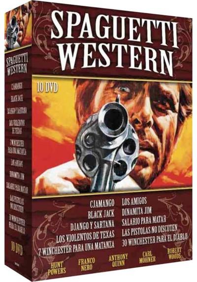 Pack Spaguetti Western