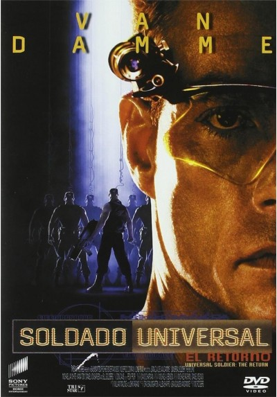 Soldado Universal : El Retorno (Universal Soldier: The Return)
