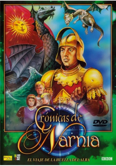 Cronicas De Narnia : Vol. 3 - El Viaje De La Huella Del Alba (The Chronicles Of Narnia)