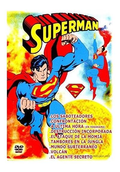 Superman - Los Saboteadores y otras 8 aventuras