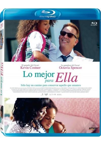 Lo Mejor Para Ella (Blu-Ray) (Black Or White)