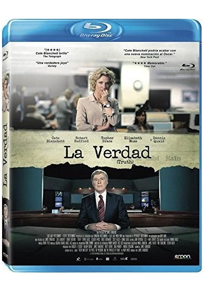 La Verdad (2015) (Blu-Ray) (Truth)