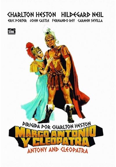 Marco Antonio Y Cleopatra (Antony And Cleopatra)