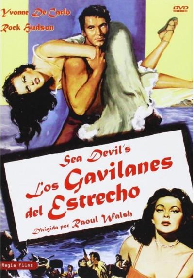 Los Gavilanes Del Estrecho (Sea Devils)