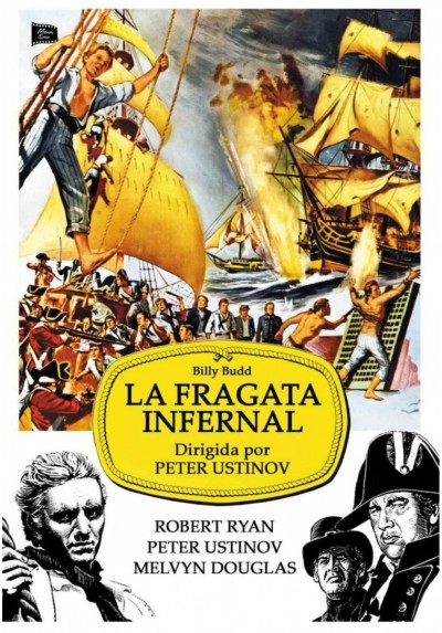 La Fragata Infernal (Billy Budd)