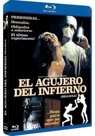 El Agujero Del Infierno (Blu-Ray) (Bd-R) (Hellhole)