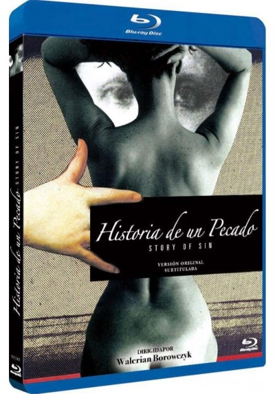 Historia De Un Pecado (V.O.S.) (Blu-Ray) (Bd-R) (Dzieje Grzechu)