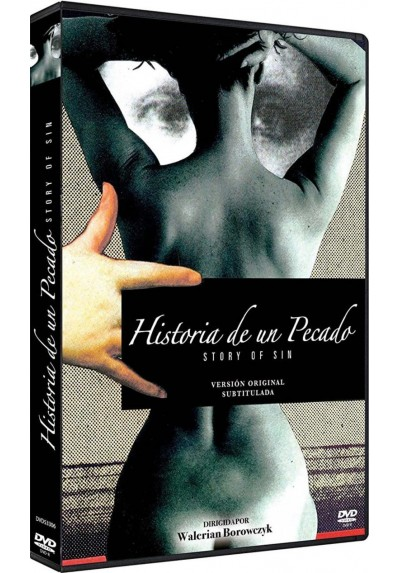 Historia De Un Pecado (V.O.S.) (Dvd-R) (Dzieje Grzechu)