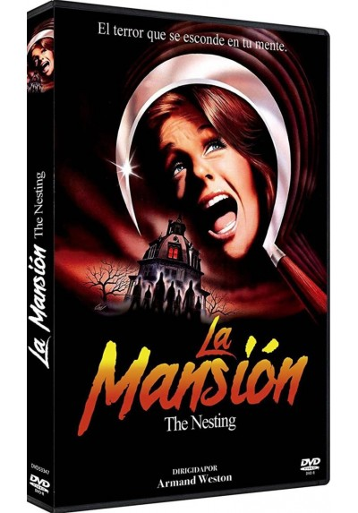 La Mansion (Dvd-R) (The Nesting)