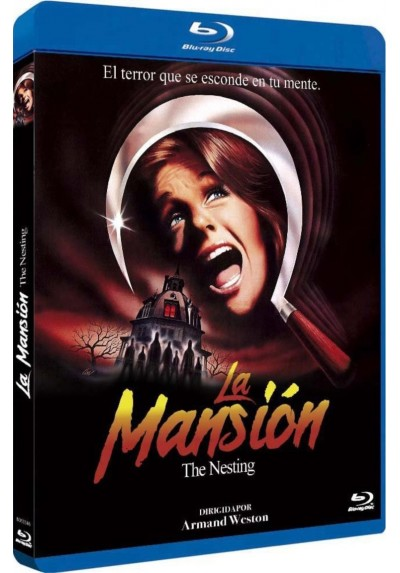La Mansion (Blu-Ray) (Bd-R) (The Nesting)