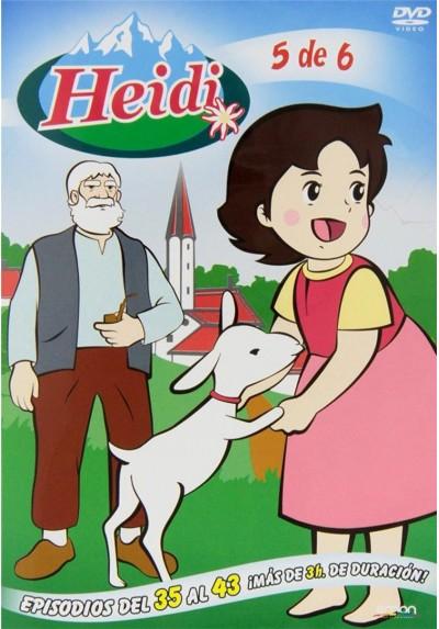 Heidi - Vol. 5 (Arupusu No Shôjo Haij)