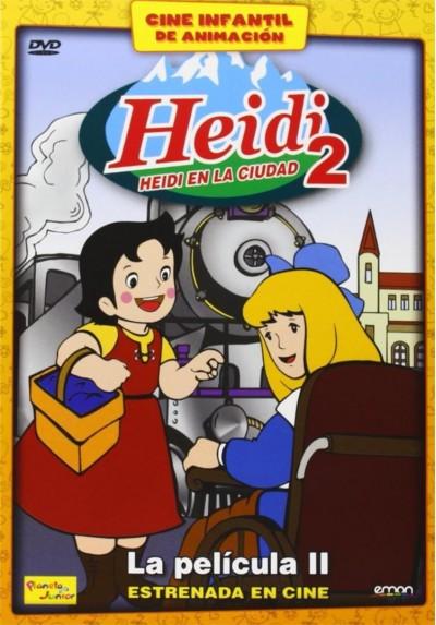 Heidi 2 - Heidi En La Ciudad -La Pelicula