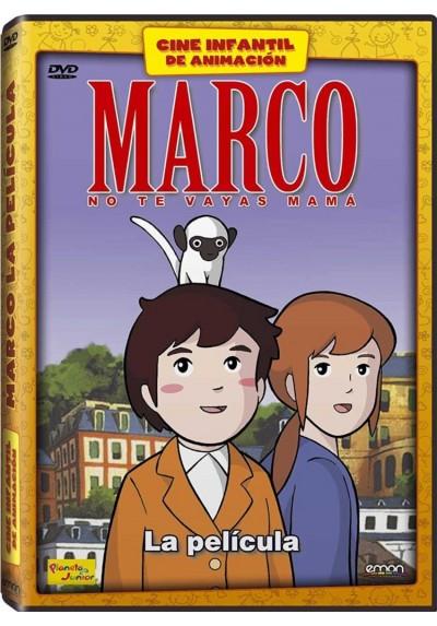 Marco - La Pelicula (Haha Wo Tazunete Sanzenri)